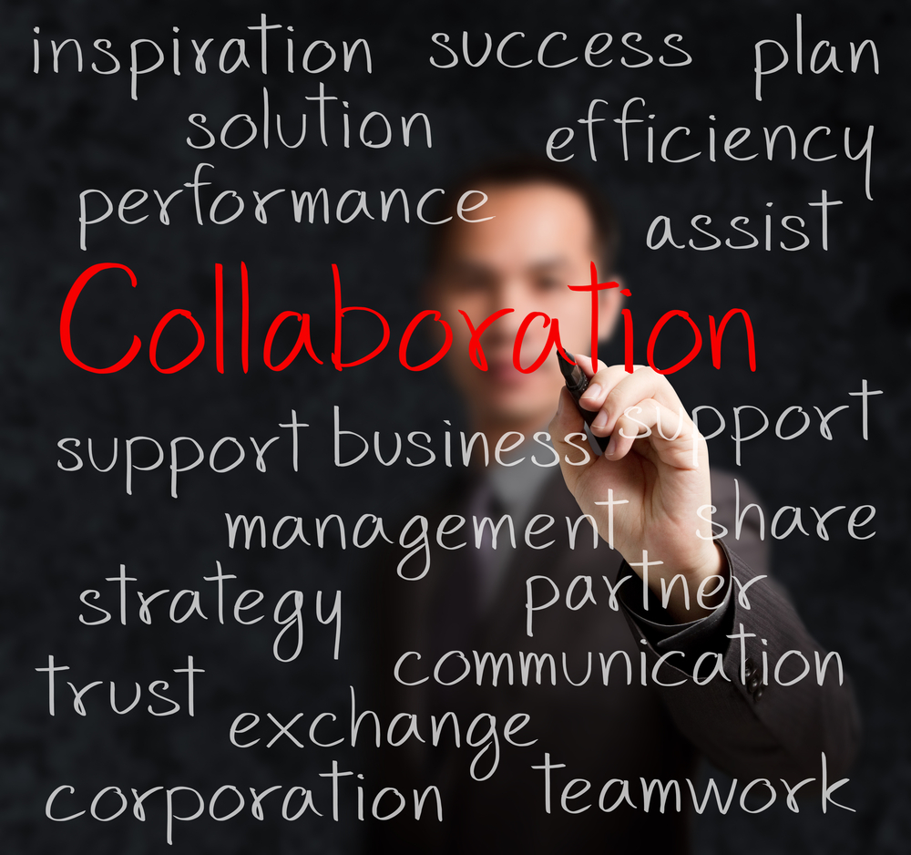 Collaboration Image - Shutterstock